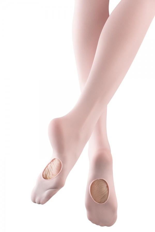 Medias de Ballet con agujero de Adagio Dancewear