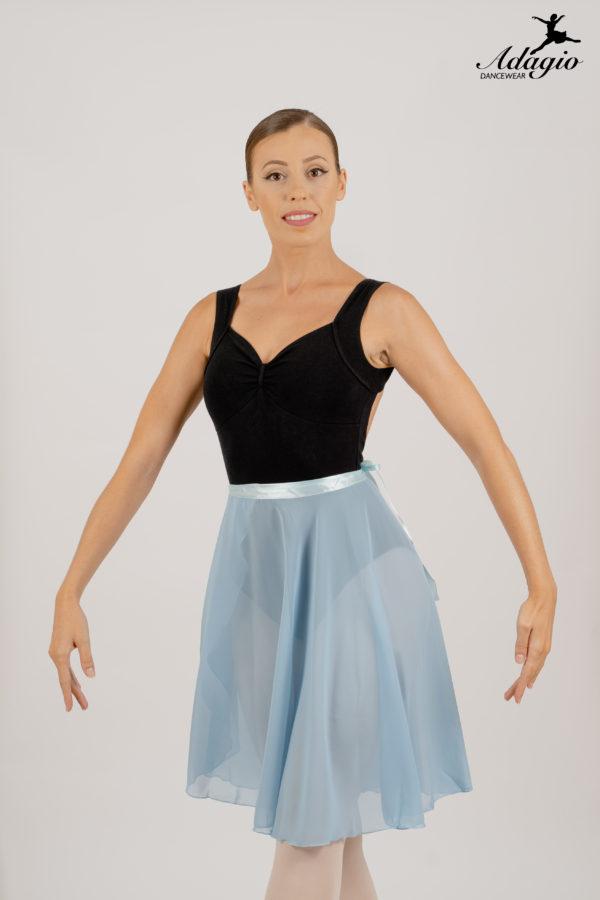 Falda de Ballet Elizaa Adagio Dancewear