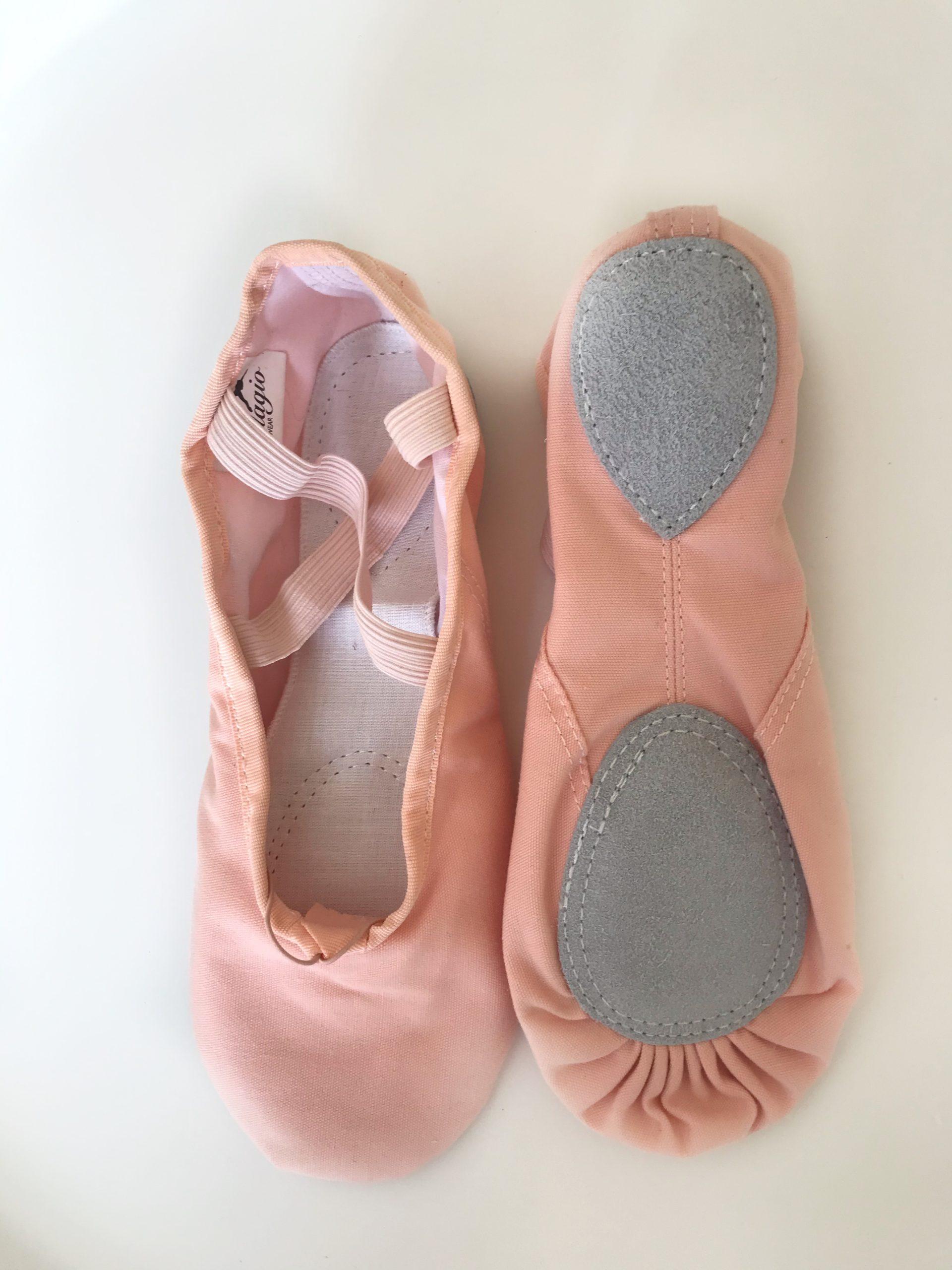 Accesorios de ballet: Zapatillas de Ballet Adagio Dancewear