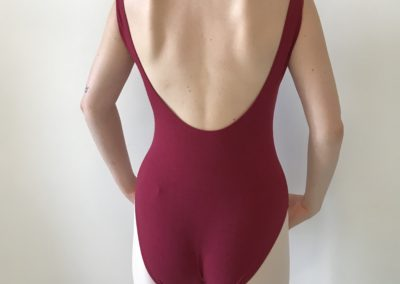Maillot de Ballet Boat-neck Adagio Dancewear