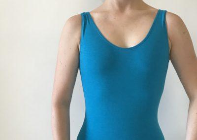 Maillot de ballet Benette Adagio Dancewear.